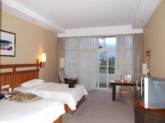 Nanshuige Resort&spa Convention Center: 房间内景