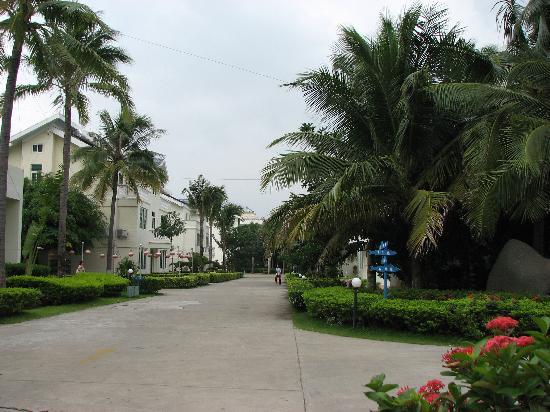 Haixiawan Resort: 酒店外观