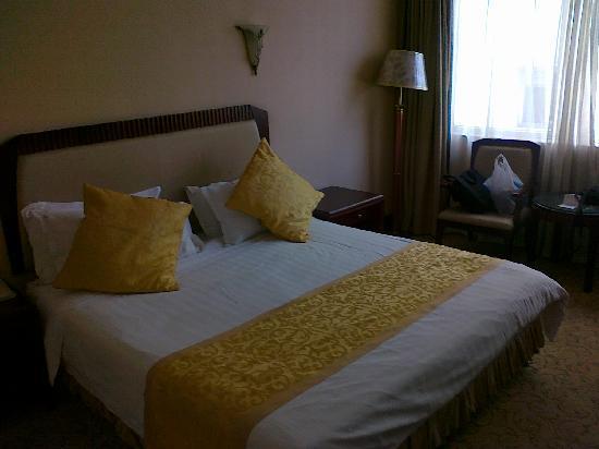 Qionglai City Hotel: 单人间