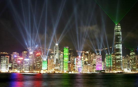 维多利亚港夜景2 中国 香港の写真 トリップアドバイザー
