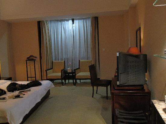 Huatian Boutique Hotel Changsha Xiangya Road: 房间很宽敞