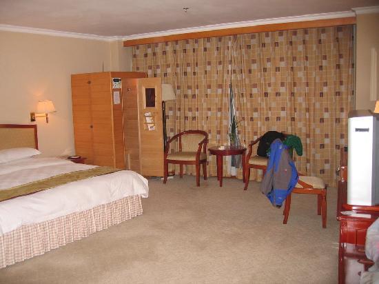 Fu Lin Hotel: 涪陵饭店的光波浴房