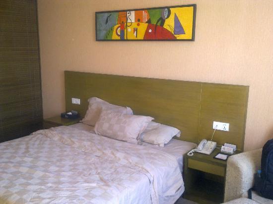 Maple Leaf City Hotel: 房间