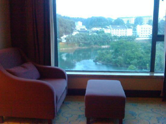 Scenery Hotel : 酒店窗外景色