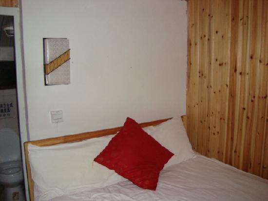 Wenggu Hostel: 大床房