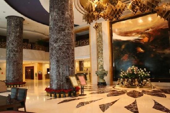 Days Hotel & Suites Jiaozuo : 大堂就很奢华