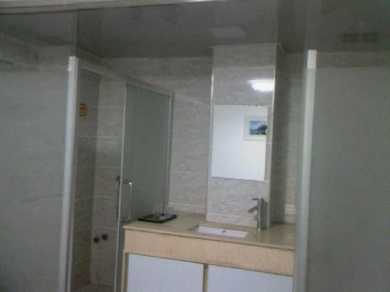 Jianyang, China: 洗手间