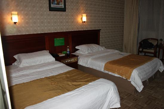 Yuxiang Hotel : 床