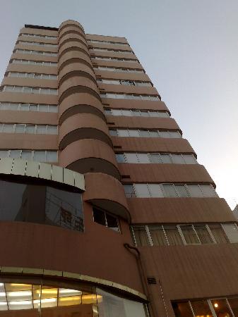 Hengbao Hotel: 侧面