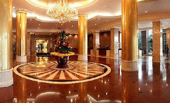 JinJiang Hotel: 酒店大堂
