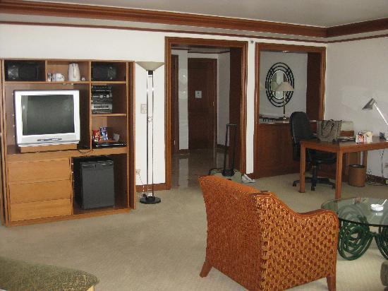 โรงแรมพาร์คเลน จาร์กาตา: 会客和办公区