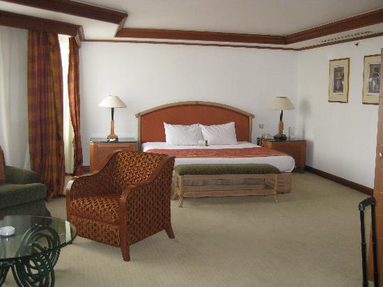 โรงแรมพาร์คเลน จาร์กาตา: 床
