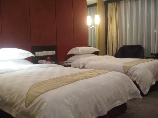 Wanyou Fengting Hotel: 客房2