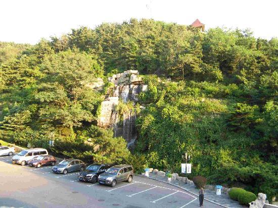Zhongxia Hotel: 后山