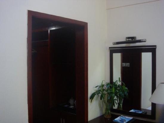 Da Jiang Nan Hotel: 门廊