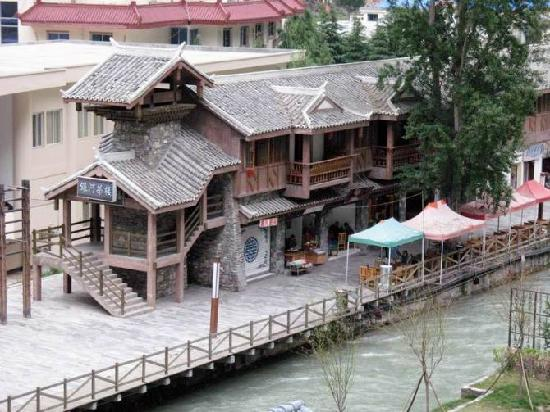 Renzhi Holiday Hotel : 阳台外的风景