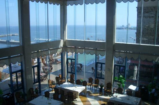 Beihuayuan Seaview Hotel : 海景大堂
