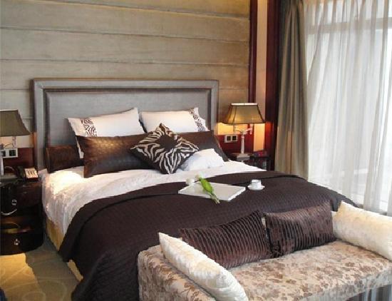 Jindu Crown Hotel: room