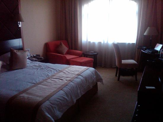 Days Hotel Frontier Jiading: 卧室