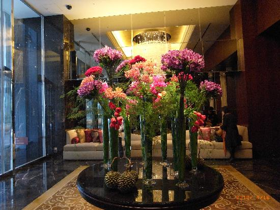Shangri-La Hotel, Tokyo : 大堂