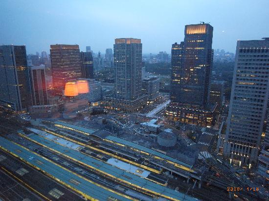 Shangri-La Hotel, Tokyo: 窗外