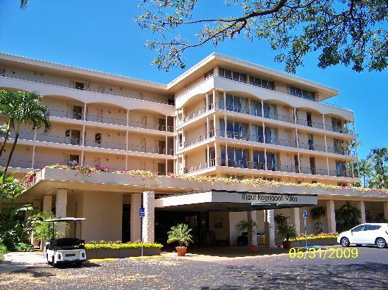 Aston Maui Kaanapali Villas: 酒店大堂