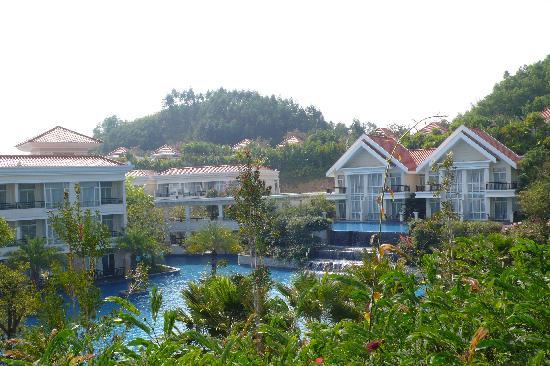 Goodview Hotel Tangxia: 酒店外景