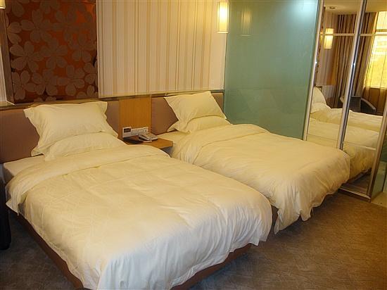 Beiyuan Fashion Hotel: 豪华双人房