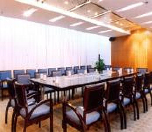 Wan Nian Grand Hotel: 一早的会议就在这里进行