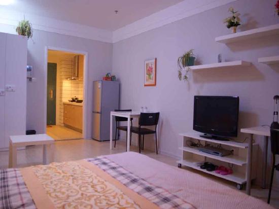 Kaibin Service Apartment (Jinling Wangfu): 1268359475437784