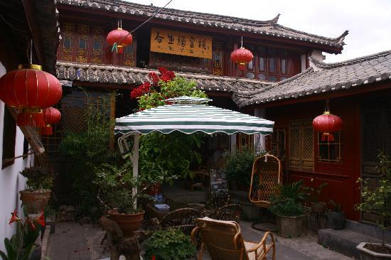 Mengxiangju Hostel: 环境