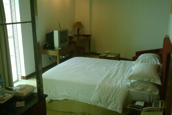 Ack Cyber Hotel Shenzhen : 大床