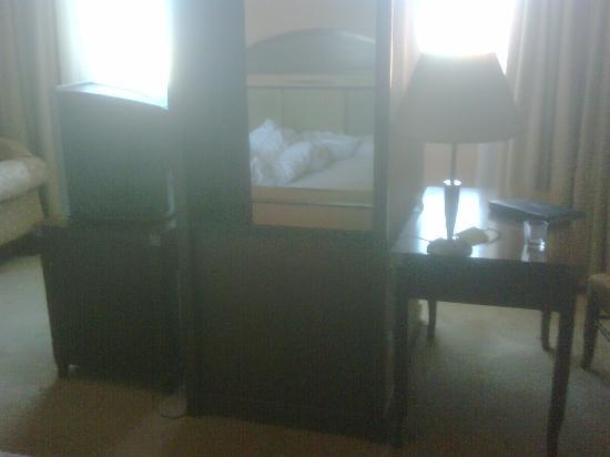 Guosheng Hotel: 奇怪的布局