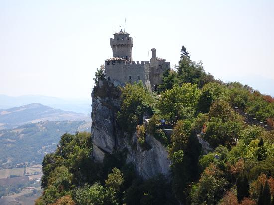 City of San Marino, San Marino: 古堡