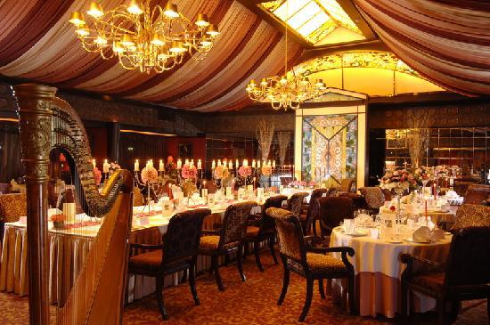 Beijing Jianguo Hotel: 杰斯汀法餐厅