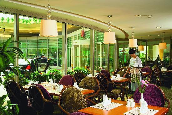 Beijing Jianguo Hotel: 咖啡厅