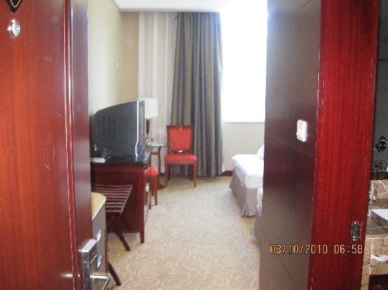 Xilinhaote Hotel: 进门