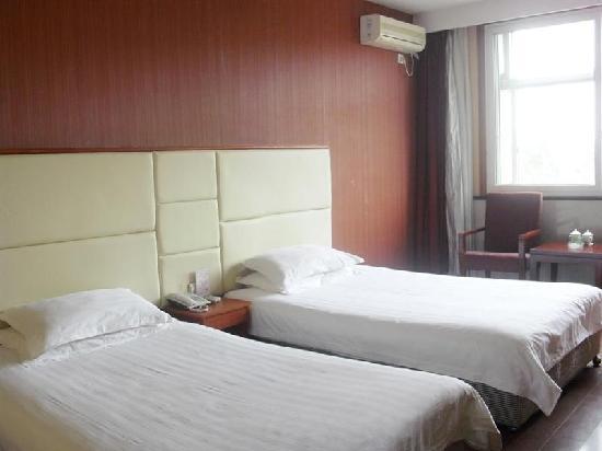 GreenTree Alliance Shanghai Jinyuanbao Hotel