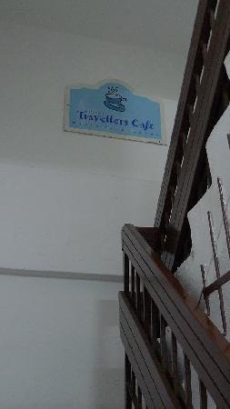 Ping Anchorage Travellers Inn: 欧美人偏多