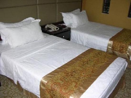 Garden Hotel: 房间
