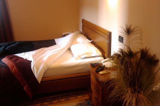 Hotel Brilant Antik: bed