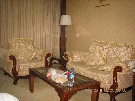 Guosheng Hotel: 沙发