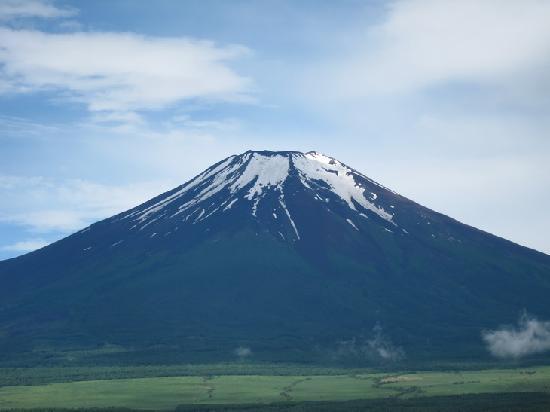 Mount Fuji: 1
