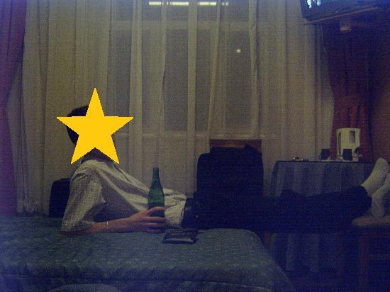 Home Inn (Beijing Qianmen) : 有点暗,相机不够好
