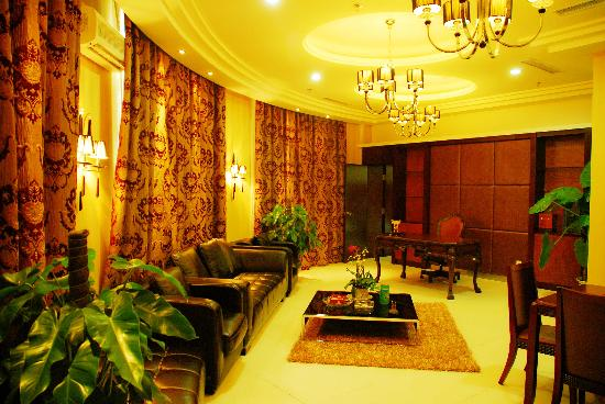 Daqingshan Business Hotel