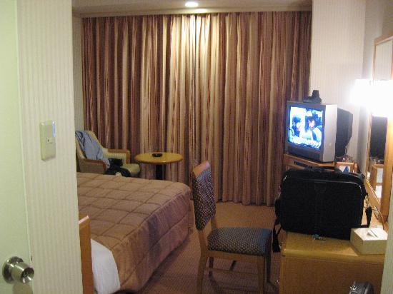 The Crest Hotel Kashiwa: 房间