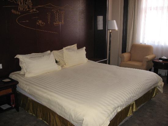 Kingston Hotel: 舒服的大床