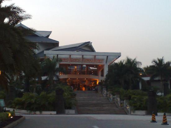 Chimelong Hotel: 酒店外观