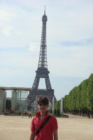 París, Francia: 铁塔  这我不多说  跟后面的和平广场