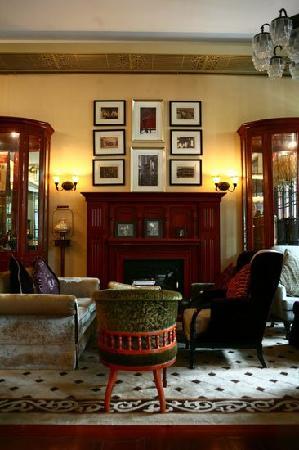 Mansion Hotel: 最上海